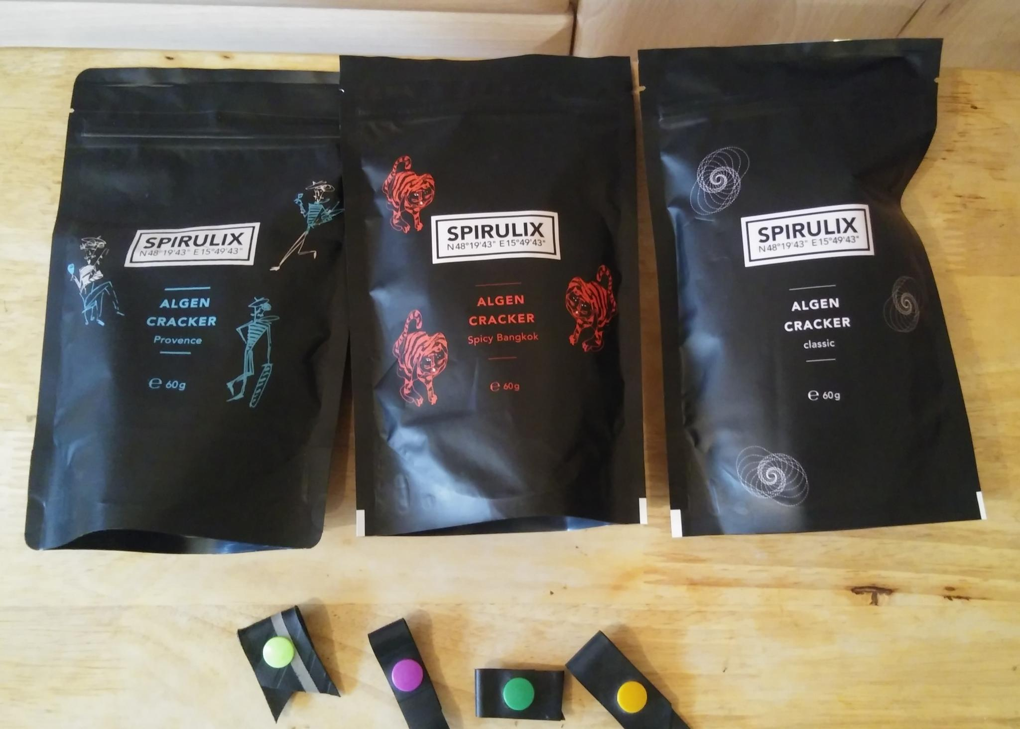 Spirulix + nucycl
